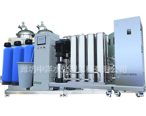 血液透析用水设备